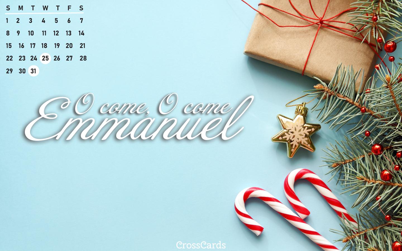 December 2019 - Emmanuel mobile phone wallpaper
