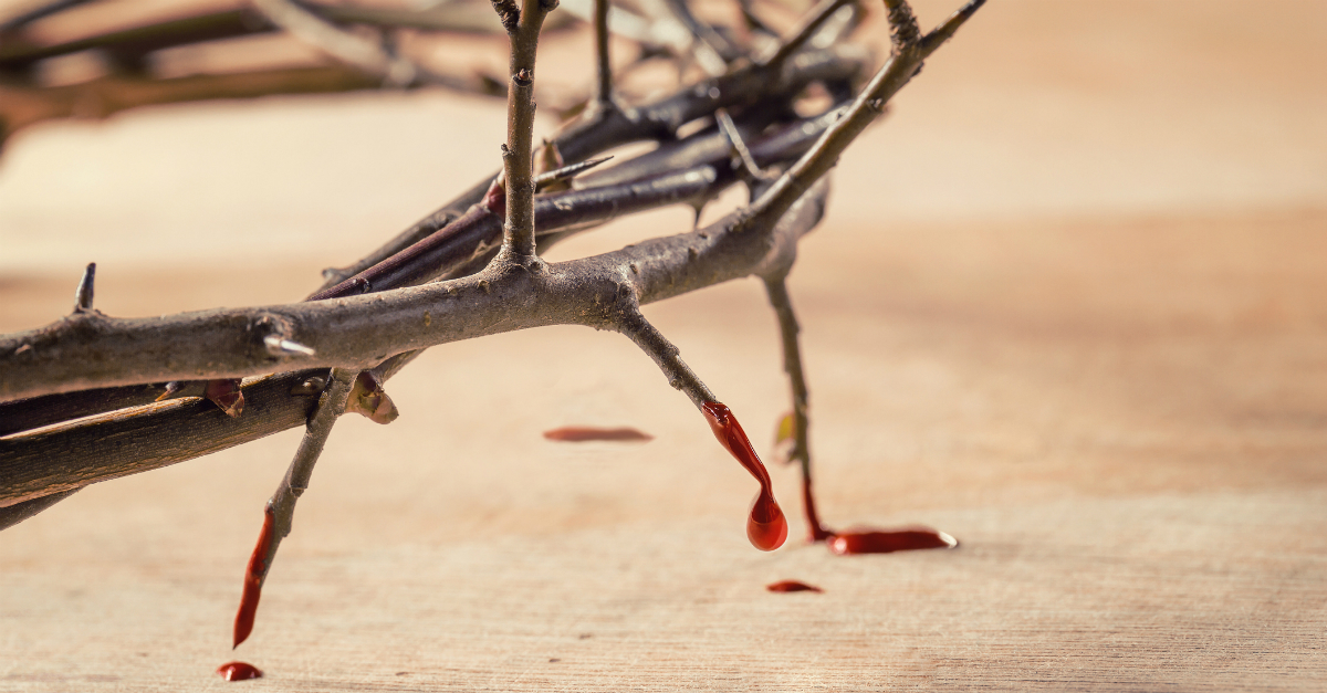 5. A Prayer to Plead the Blood of Christ's Release from Sin