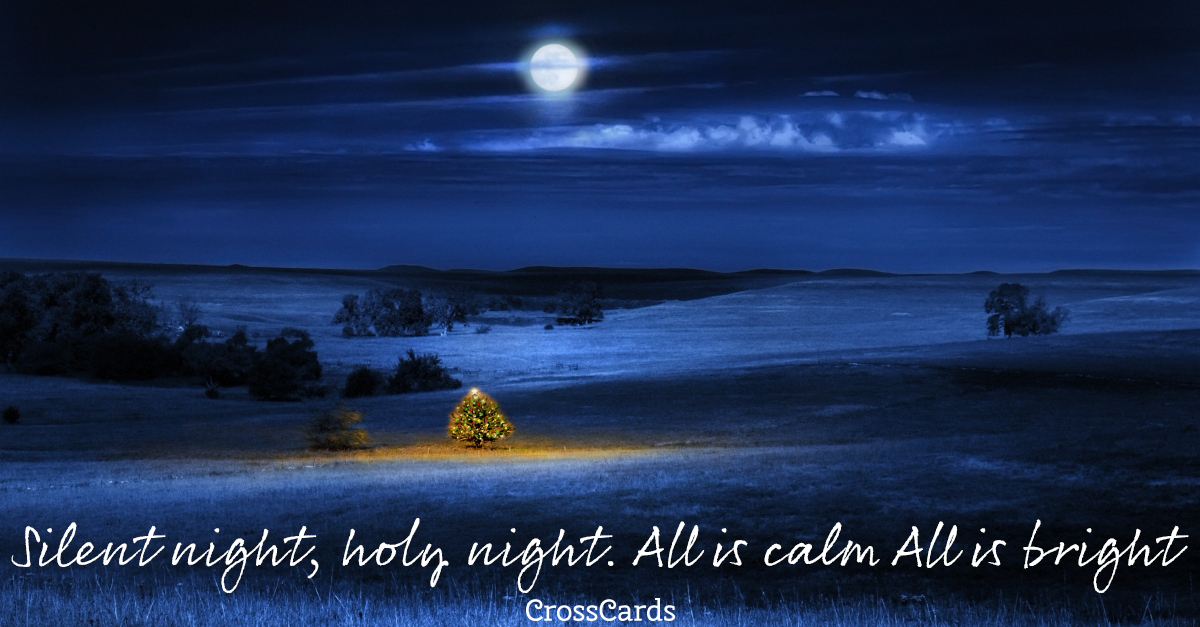 Not Another Silent Night... ecard, online card
