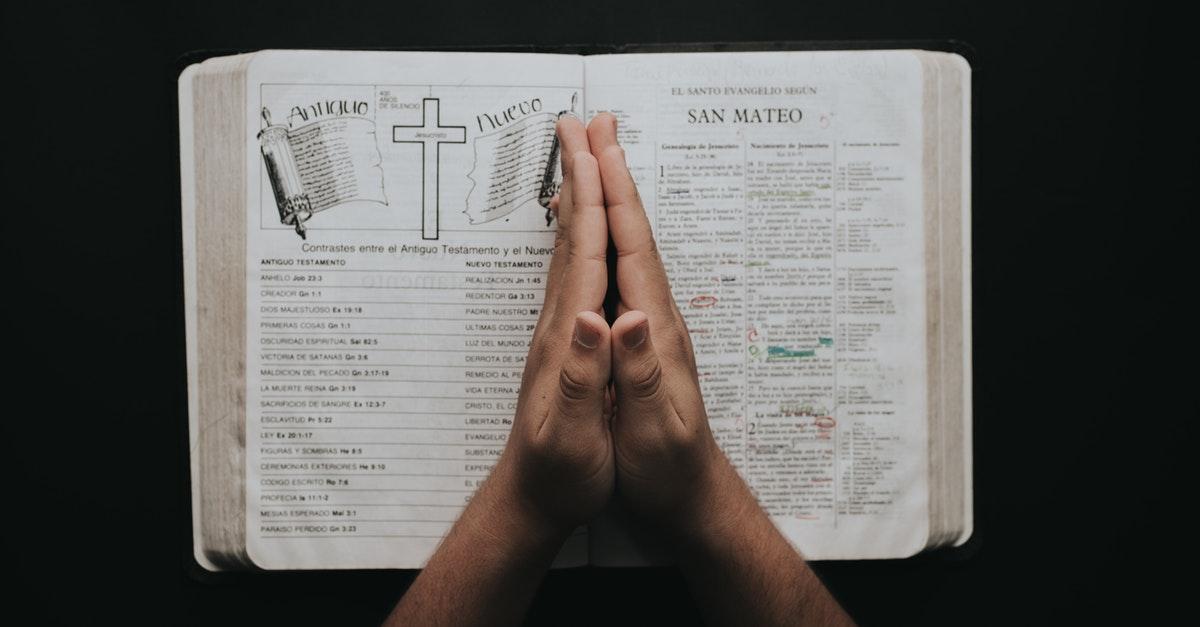 7 oraciones efectivas para discernir la voluntad de Dios