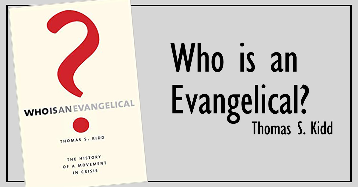 8. <em>Who Is An Evangelical?: The History of a Movement in Crisis</em>