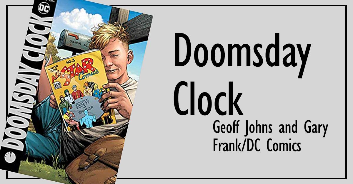 12. <em>Doomsday Clock</em>