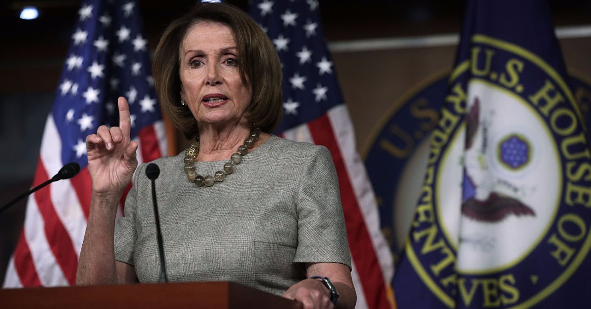 'I Pray for the President': Nancy Pelosi Cites Catholic Faith, Says She Doesn't Hate Trump