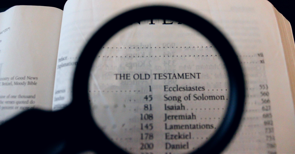 Why Should We Study the Old Testament?