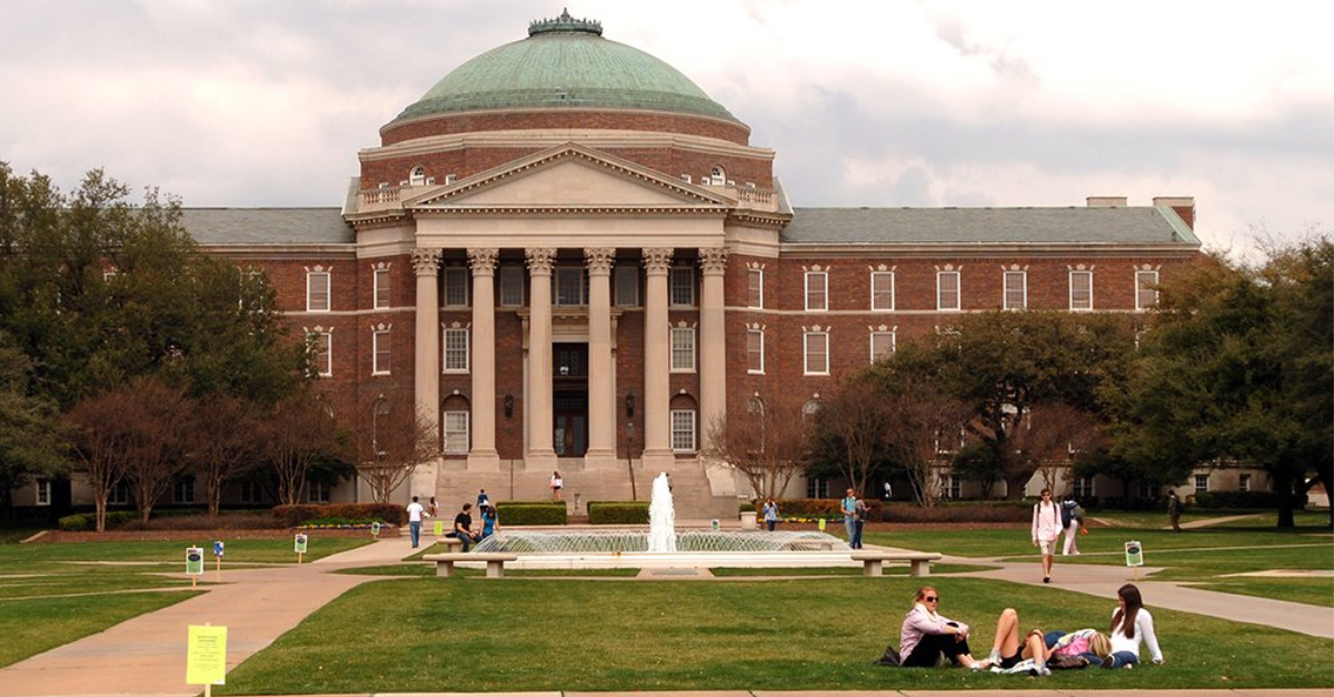 SMU Sued as it Moves to Cut Ties with United Methodist Church