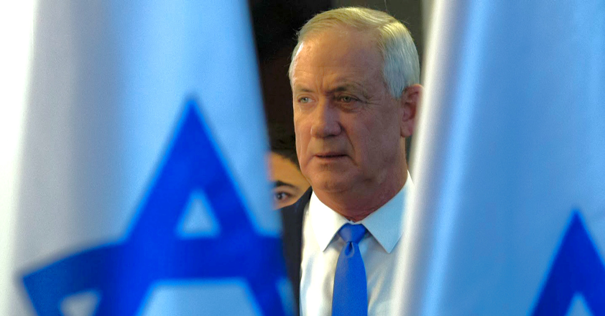 Benny Gantz Is Tasked with Forming Unity Government
