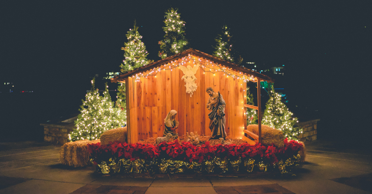 Anti-Religion Group Forces Elementary School to Cancel Live Nativity
