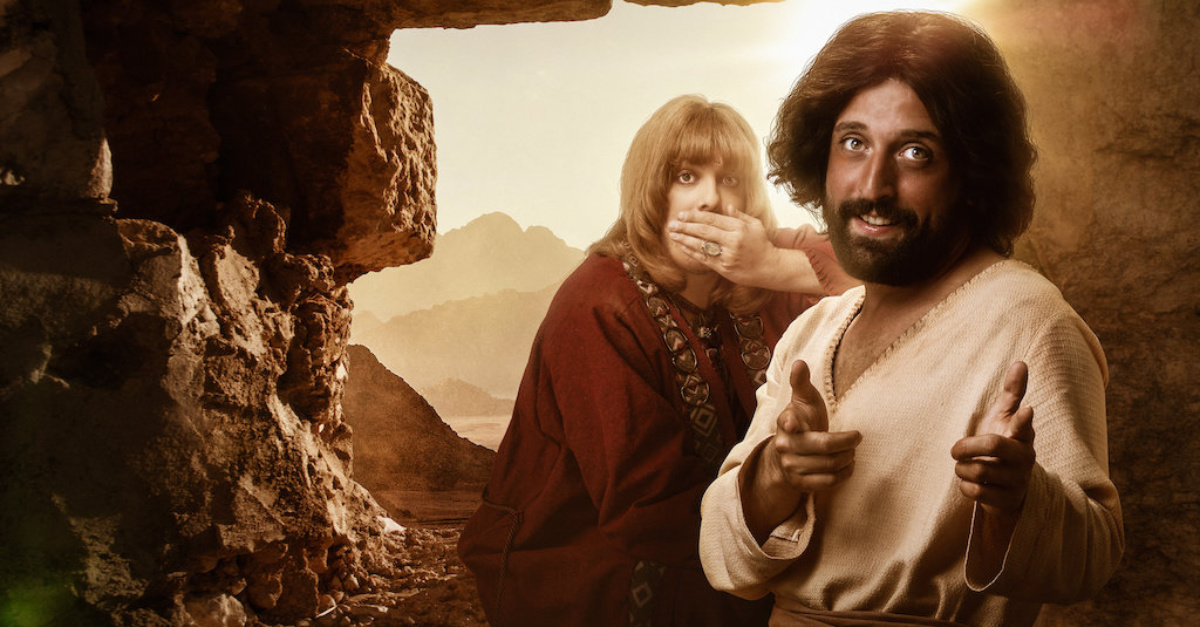 Over 1m petition to remove 'offensive' Netflix show depicting Jesus as gay