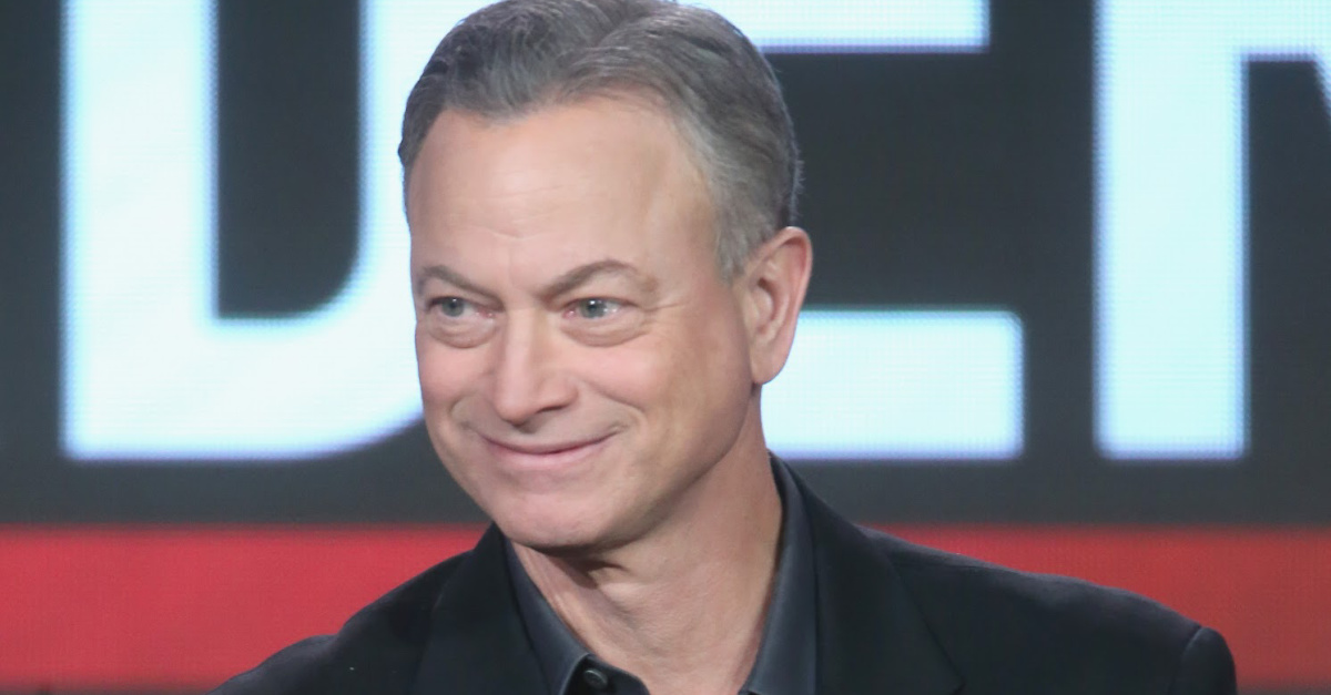 Actor Gary Sinise Brings over 1,700 Family Members of Fallen Soldiers to Disney World