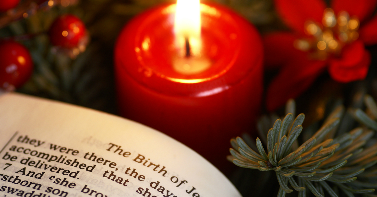 The Four Weeks of Advent