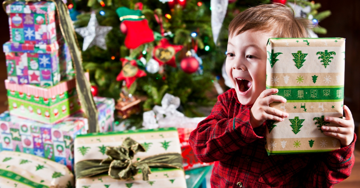 5 Ways to Make Christmas Day about More than Just Presents