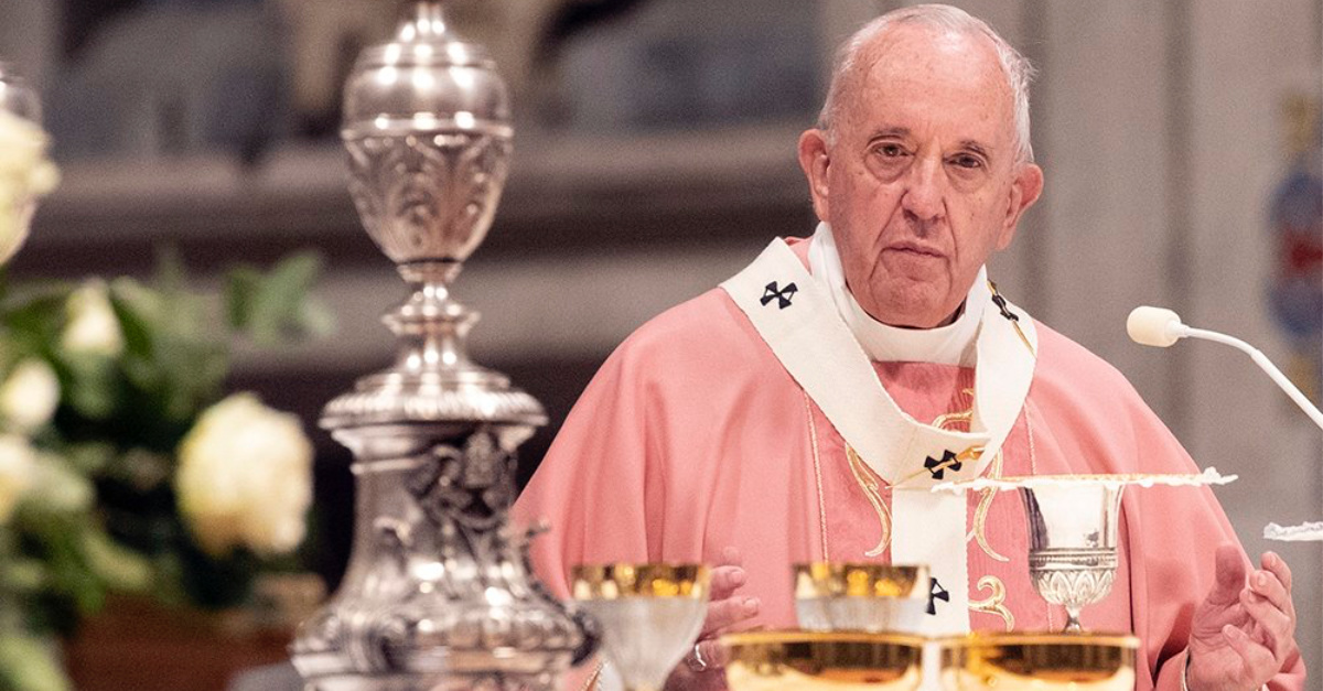 Pope Francis Removes Pontifical Secrecy for Sexual Abuse Cases