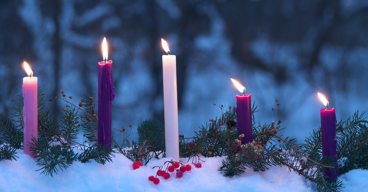 What Is the Candle of Love and the Christ Candle for Advent? Week 4
