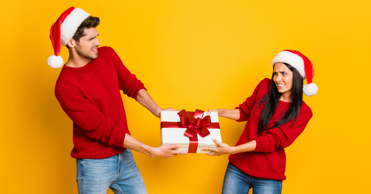Holiday Family Drama and How to See If You're Part of the Problem