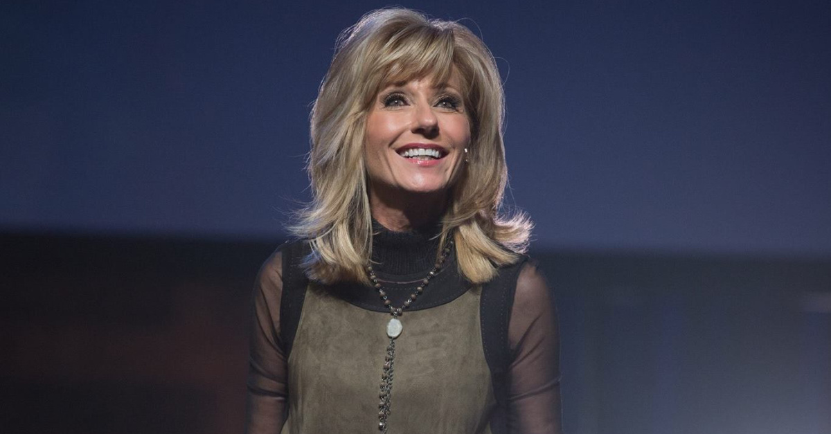 Beth Moore Urges SBC to Stop 'Infighting' over Women Preachers