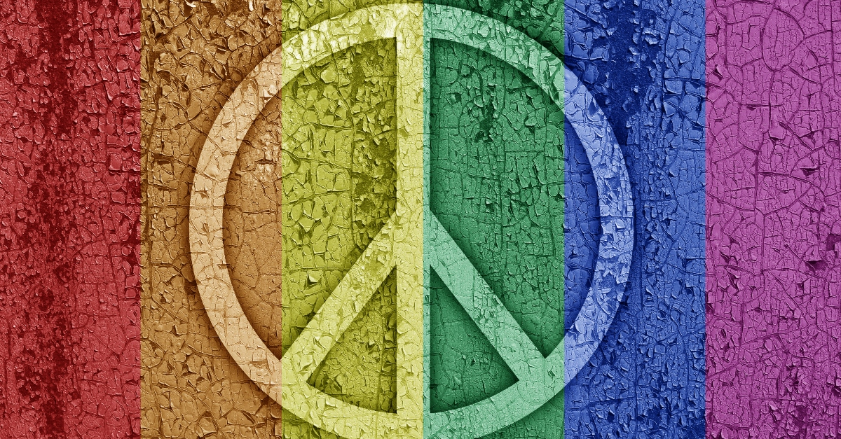 What Is the Peace Sign in Christianity?