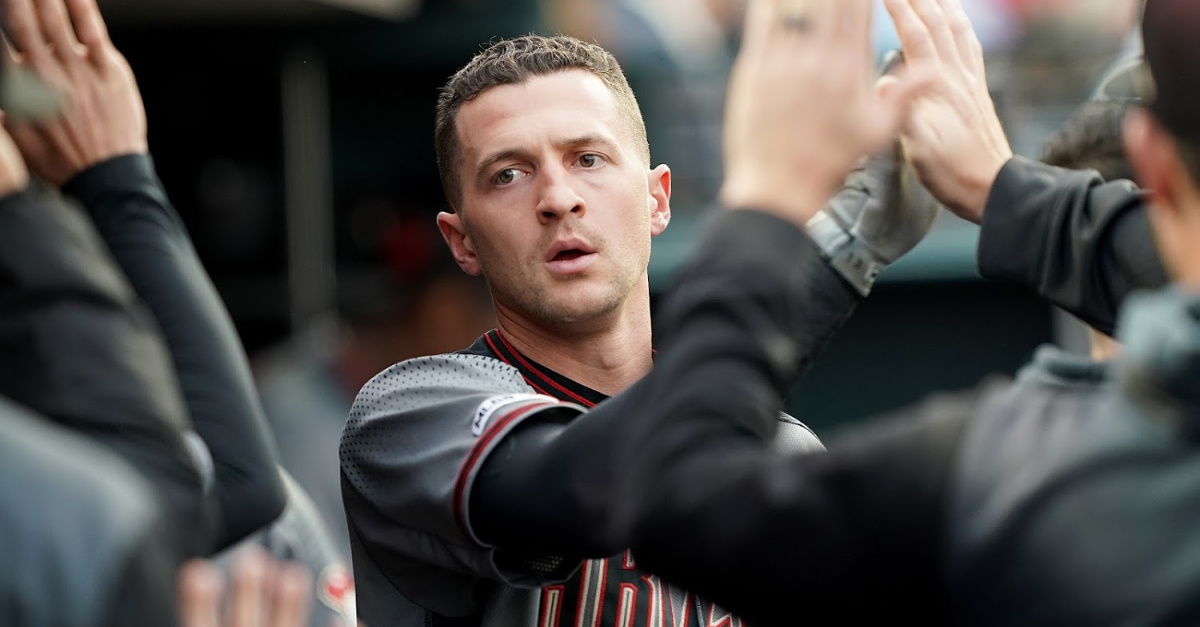 'Now I Have Jesus' – Diamondbacks' Nick Ahmed Says Faith Has Given Him Peace, Joy