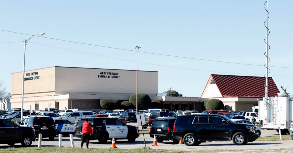 Shooter in Texas Church Kills Two: What Hanukkah Teaches Us about the Presence and Provision of God