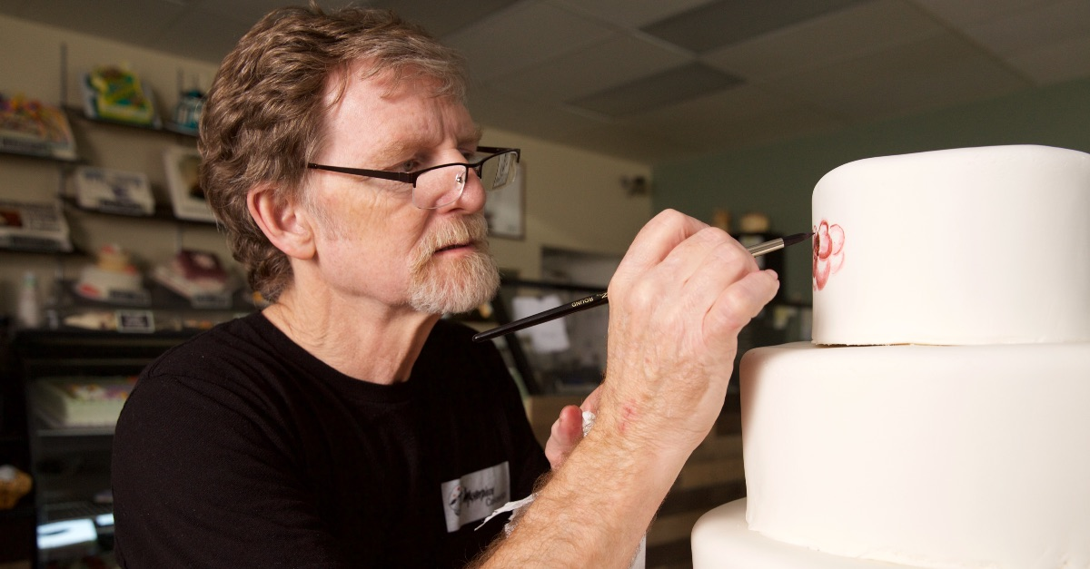 Transgender Activist Sues Masterpiece Cakeshop Owner for Refusing to Bake Gender Transition Cake ... Again