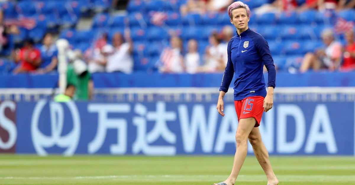Megan Rapinoe Speaks out against New Olympic Rules Banning Political Statements: 'We Will Not Be Silenced'