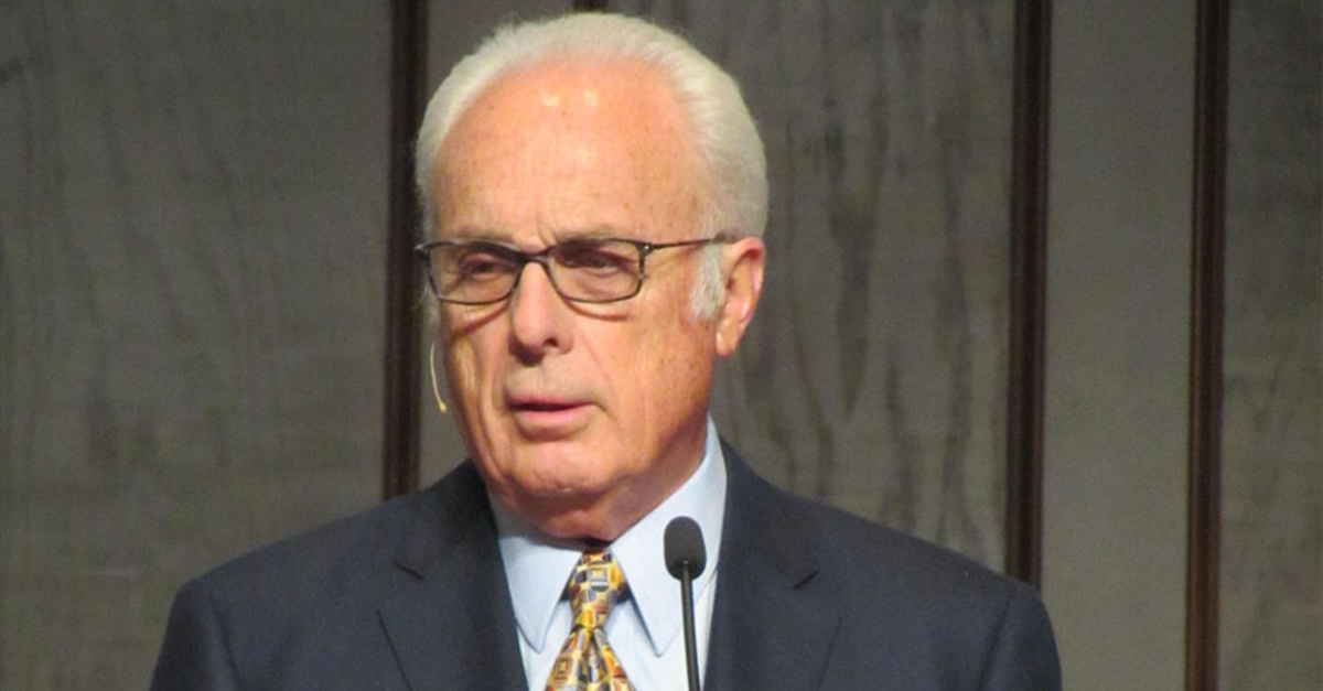 John MacArthur Welcomes Sunday Churchgoers to the 'Grace Community Church Peaceful Protest'