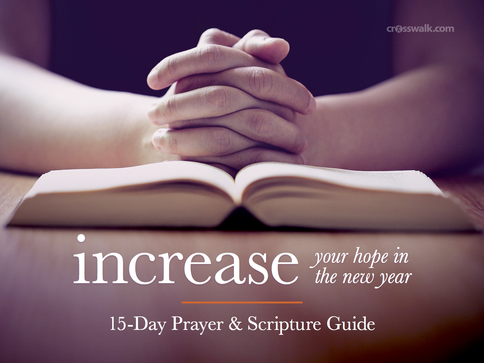 Increase Your Hope in the New Year