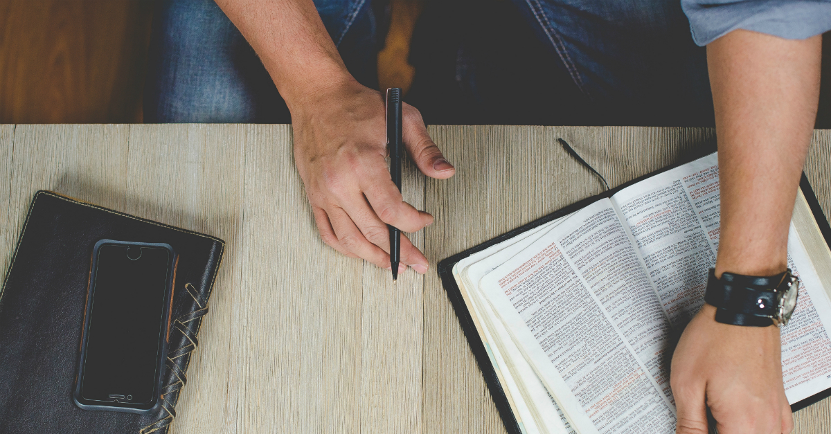 Month 3: Learn How to Study the Bible by Studying Philippians