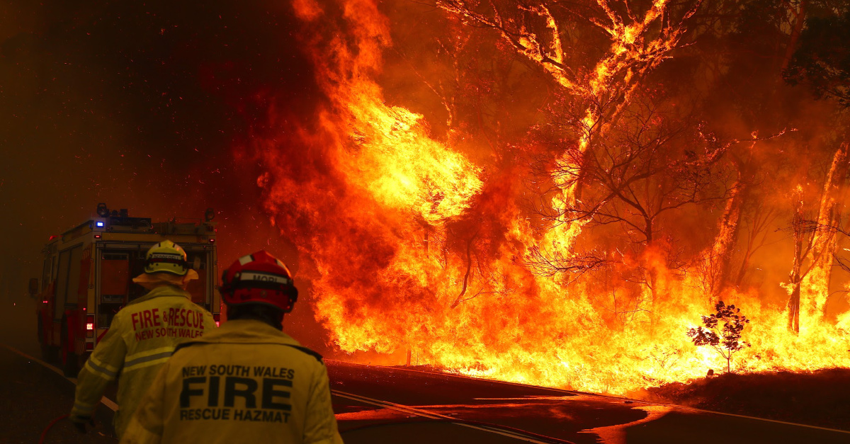 'There Are Months to Go': Devastating Bushfires Continue to Rage across Australia