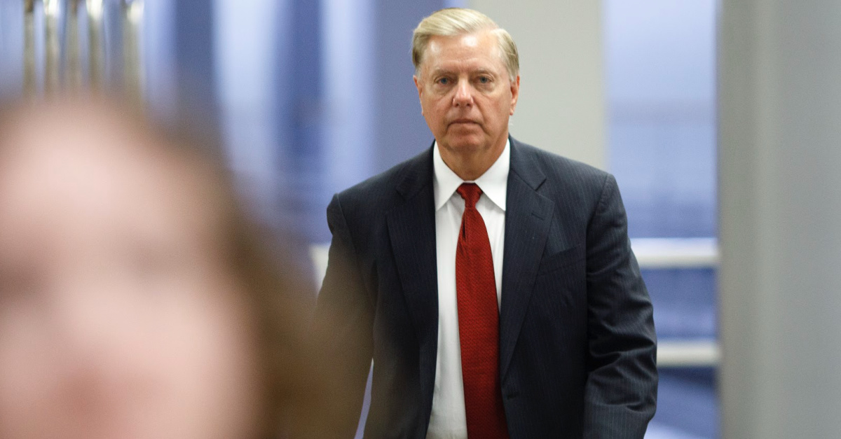 Senator Graham Implores Nancy Pelosi to Send Articles of Impeachment to the Senate