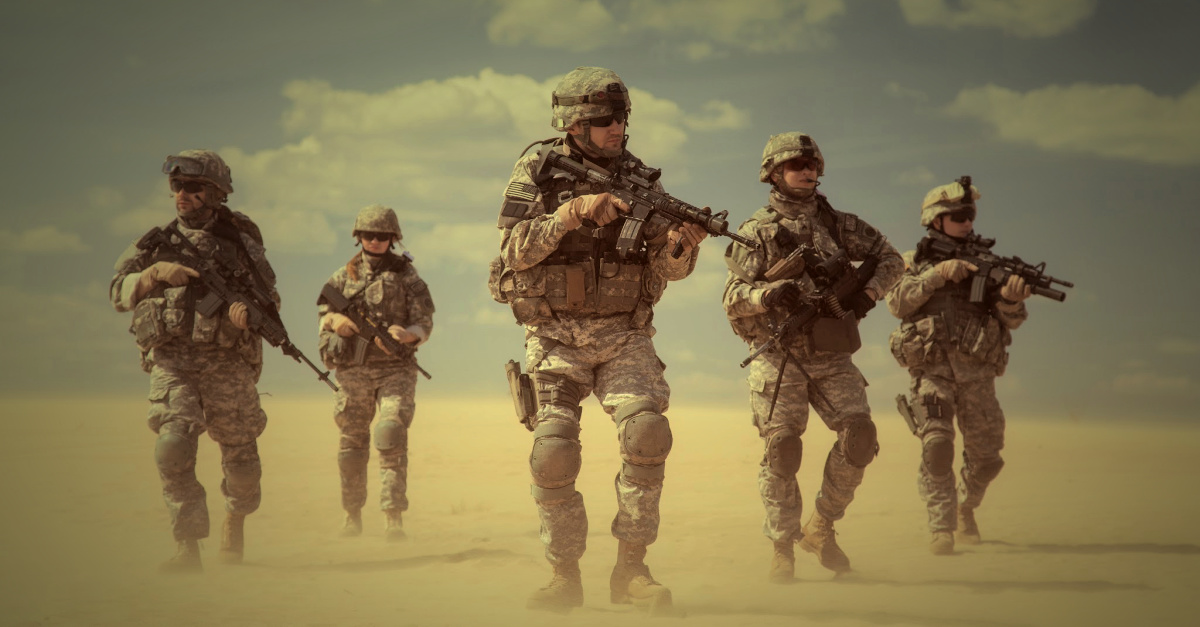 When Should Christians Support Going to War?
