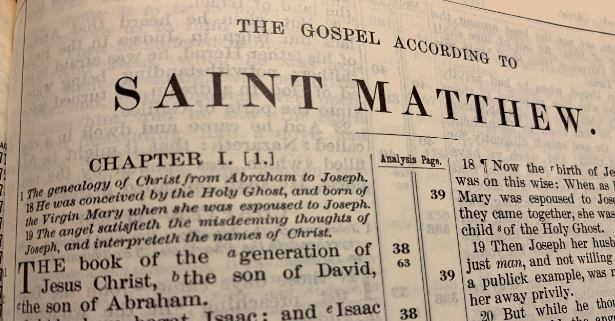 Where in the Bible Is the Phrase 'Practice What You Preach?'