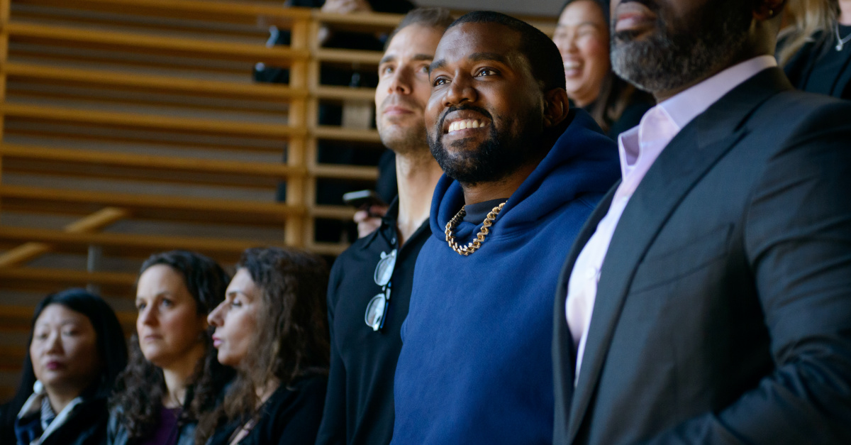 Massive Christian Event Sells out in Minutes after Kanye West Announces He Will Be Performing
