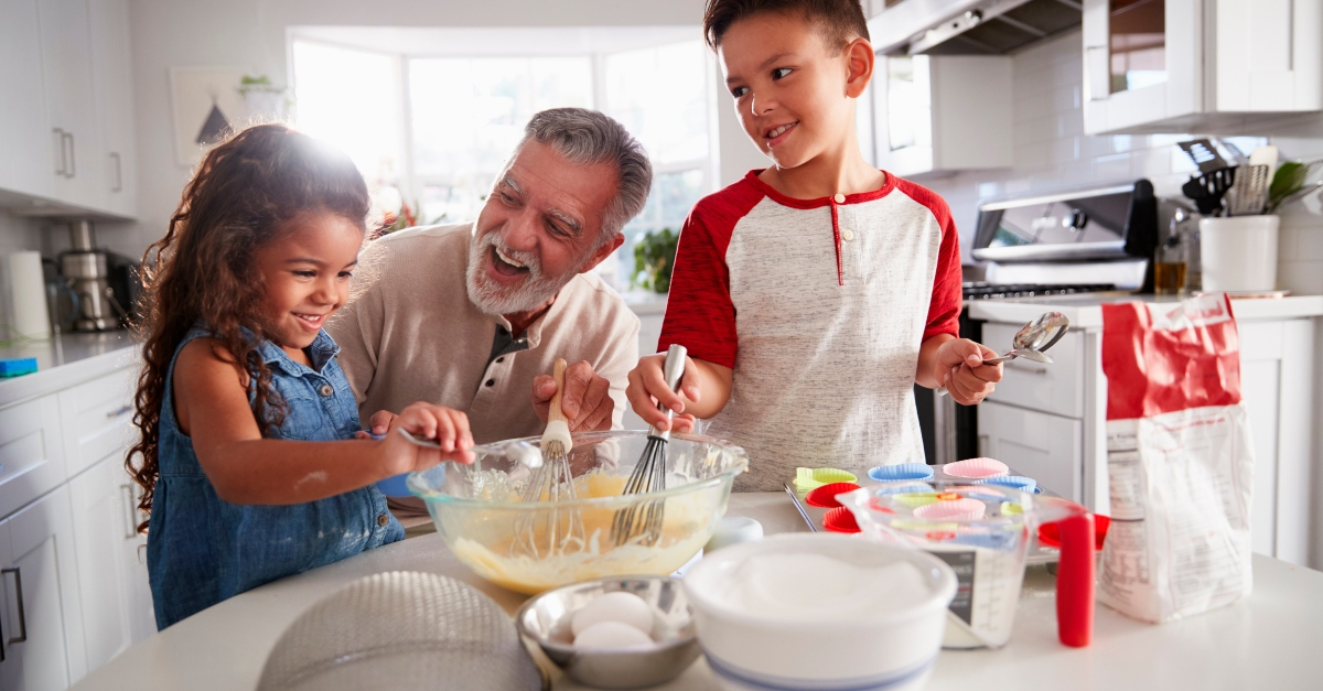 7. An Increase in Family Meals and Cooking at Home