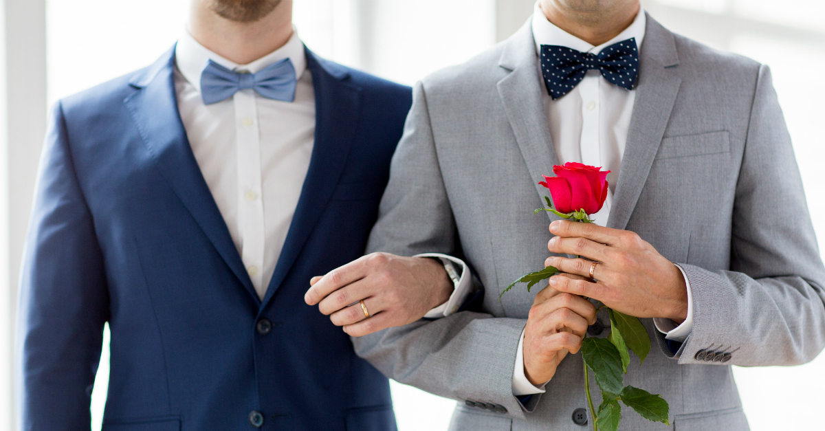 same sex wedding gay, hallmark movies lgbtq
