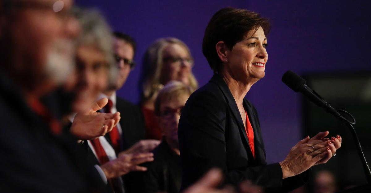 'I'm Pro-Life' – Iowa's Female Gov. Supports Amendment Protecting the Unborn