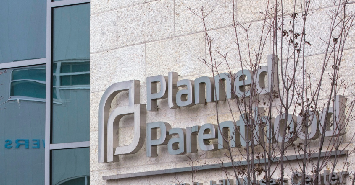Good Times for Planned Parenthood, So it Says