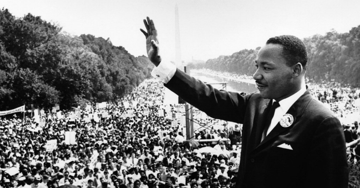 Would Martin Luther King Jr. Be Heard Today? (2020)
