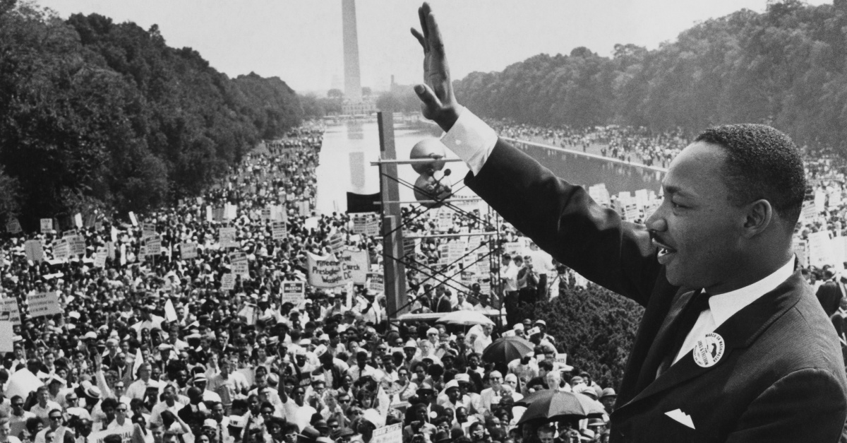 Dr. Martin Luther King and the Nature of Law