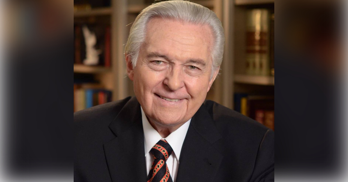 Popular End Times Televangelist Jack Van Impe Dies at 88-Years-Old