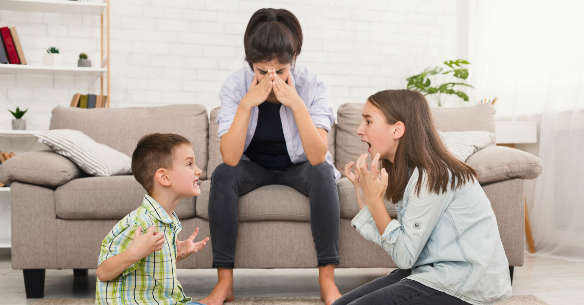 How to Keep Your Cool and Stop Yelling at Your Kids