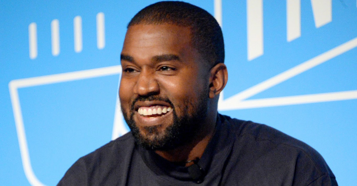 Kanye West Shares Testimony at Youth Conference: 'Jesus Can Save a Wretch Like Me'