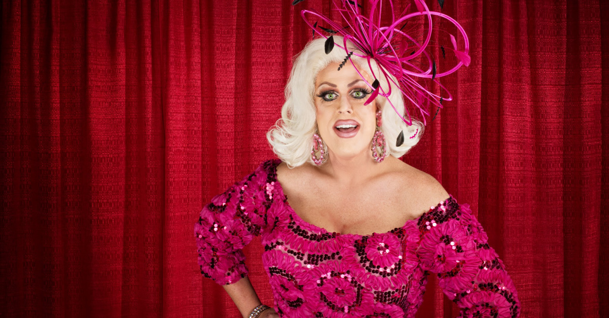 Drag Queen Warns Parents Not to Involve Their Children in 'Filthy' Drag Scene