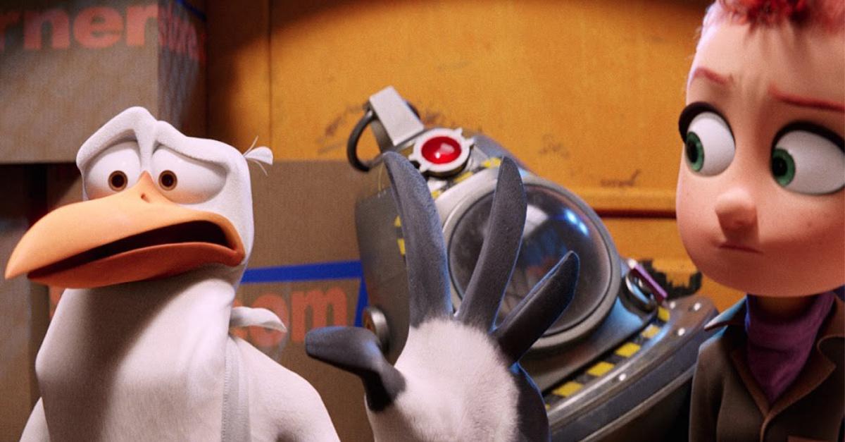 9. Storks (2016)