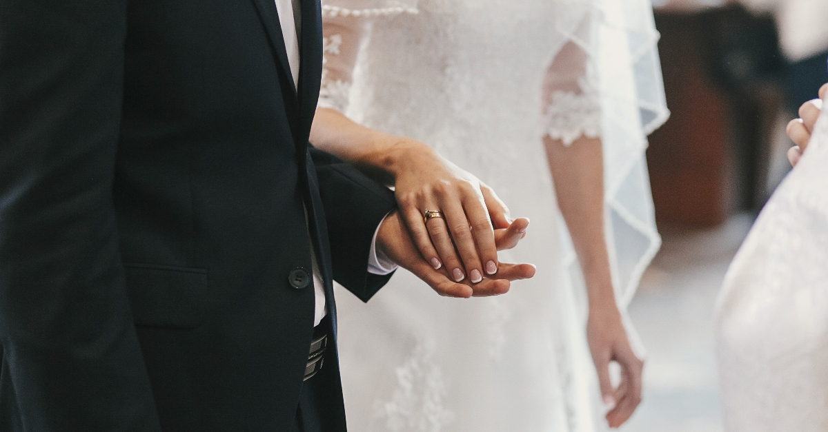 "What Does ""Holy Matrimony"" Mean and Why Does the Church Use This Phrase for Marriage?"
