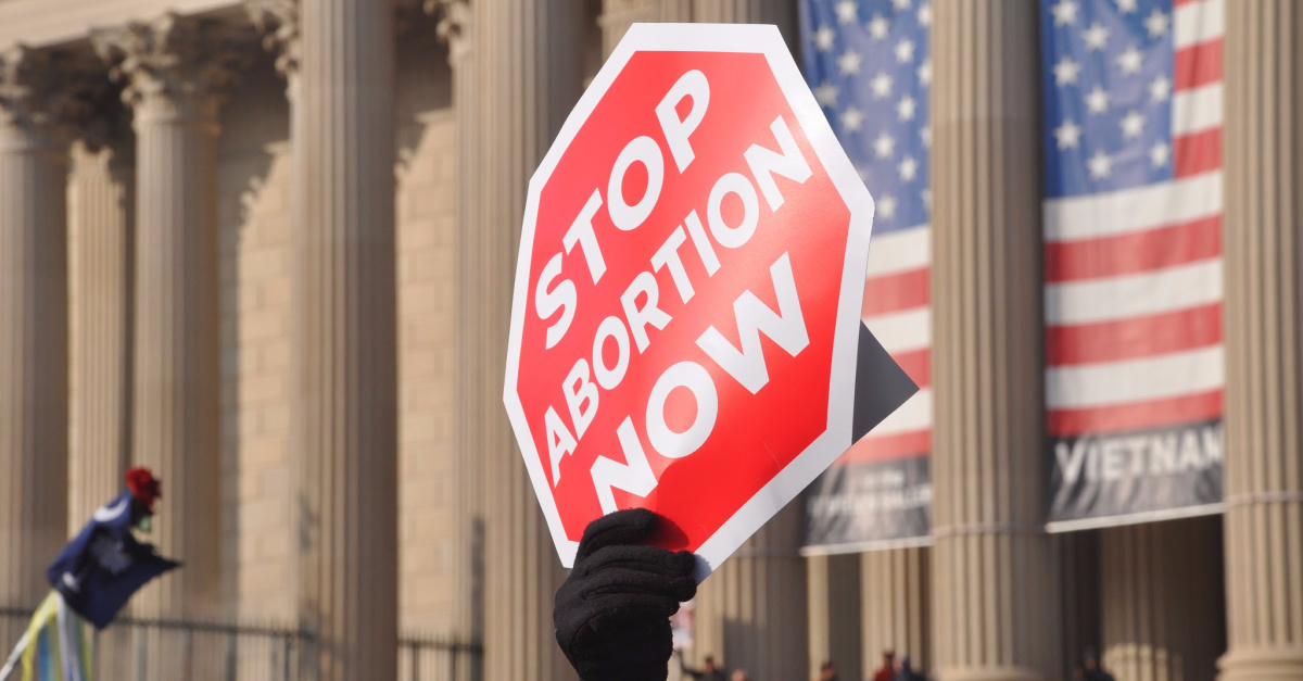 Most Americans Want Politicians Who Support 'Substantial Abortion Restrictions,' New Poll Finds