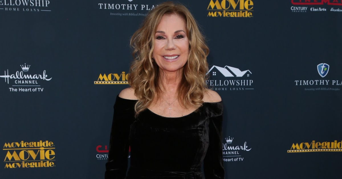 Kathie Lee Gifford: If We're Not Quoting Hebrew or Greek Bible, We're Not Quoting the Word