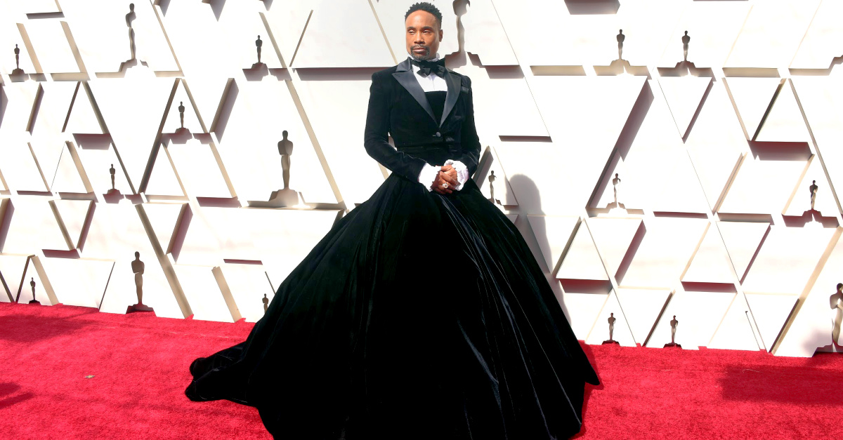 Sesame Street to Feature Actor Billy Porter Wearing a Dress