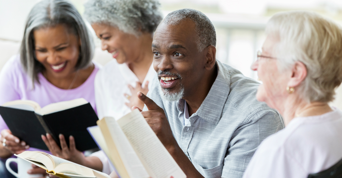 Biblical Wisdom for Overcoming Loneliness in Your Golden Years