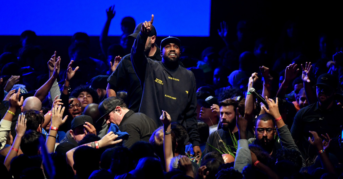 Kanye West Claims Some Record Labels Prohibit Musicians from Mentioning Jesus
