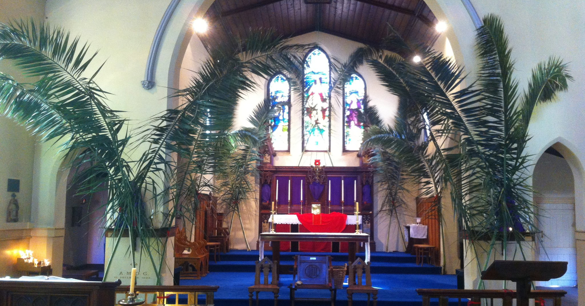 Palm Sunday: History and Meaning